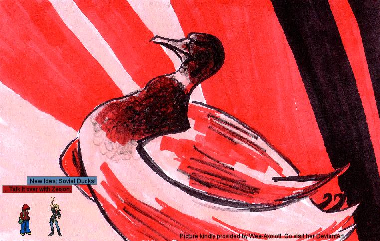 Filler - Soviet Duck