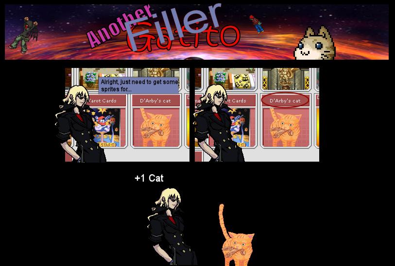 Filler - Cat Get