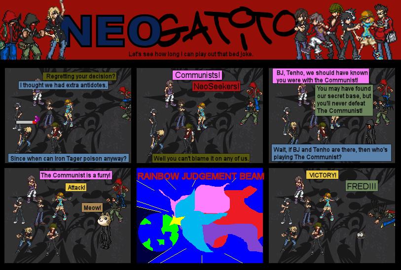 NeoGatito 11